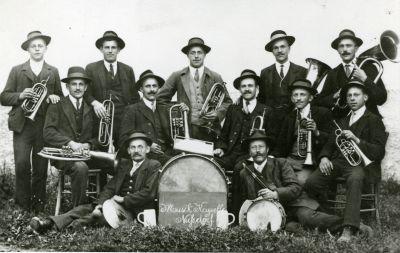 Aufnahme von 1919
