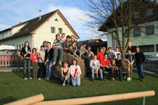 Jugendorchester 2008